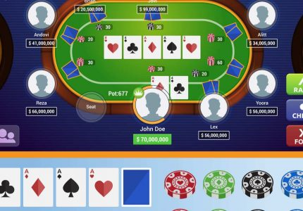 Choose your Options for Online Poker Games